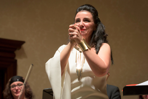 Semiramide – La Signora regale Wigmore Hall London, 2016