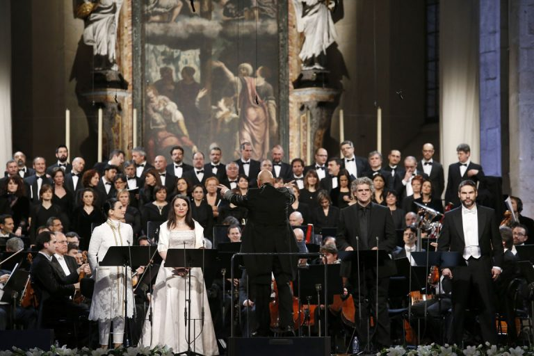 Messa di Requiem Verdi - Bellinzona 2013
